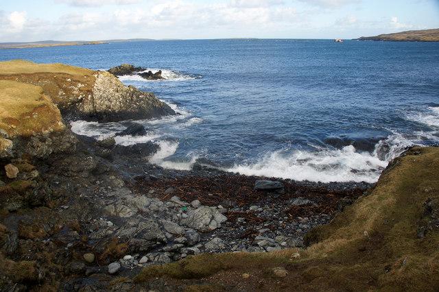 Wester Gors Geo, Fetlar