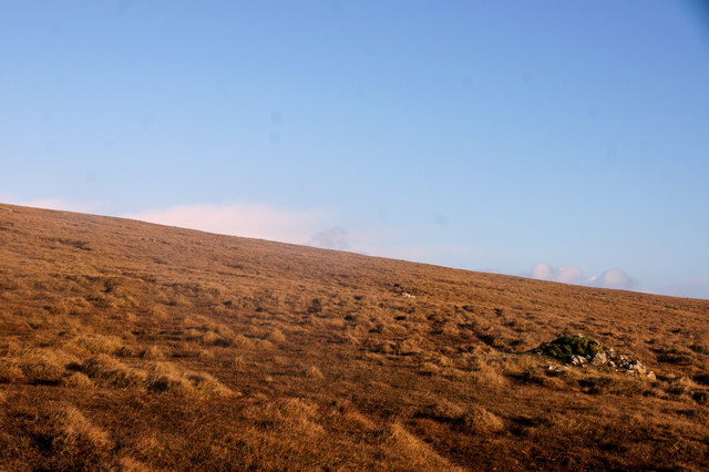 Southern slopes of Vord Hill, Fetlar