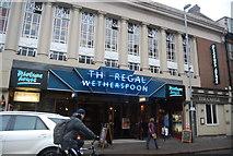 TL4558 : The Regal by N Chadwick