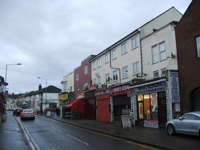 Canterbury Street, Gillingham