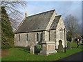SX9688 : Topsham Cemetery Chapel by M J Richardson