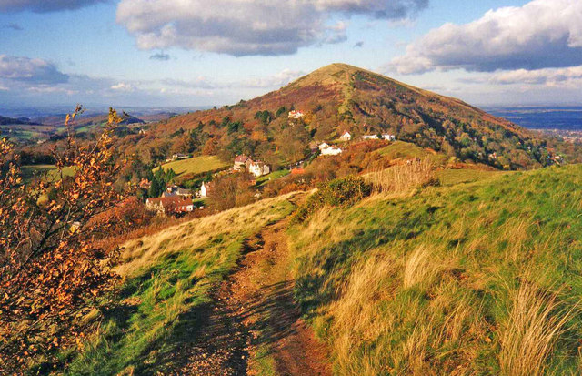 Path on Perseverance Hill
