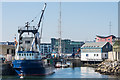 M3024 : Galway Harbour by Ian Capper