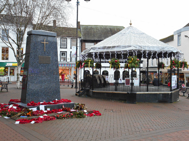 War Memorial, Greenmarket