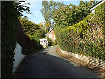 SX9473 : Bayview Drive viewed from Livingstone Road, Teignmouth by Robin Stott