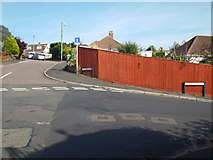SX9473 : Junction of Livingston Road and Alandale Road, Teignmouth by Robin Stott