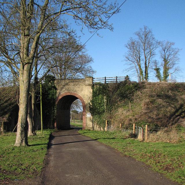 Lady Delamares Bridge
