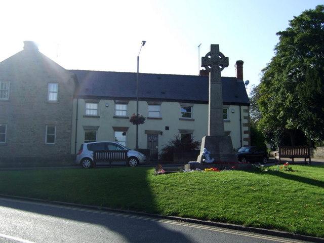 War Memorial, Eckington