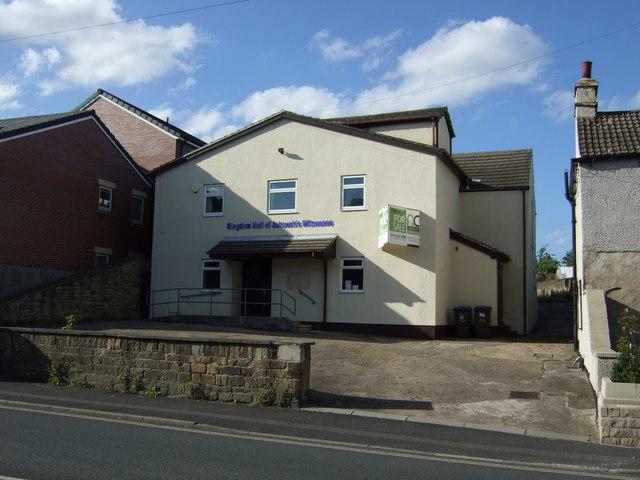 Kingdom Hall Of Jehovah's Witnesses, Eckington