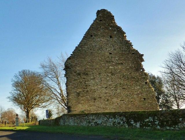 Ruins, Winchelsea