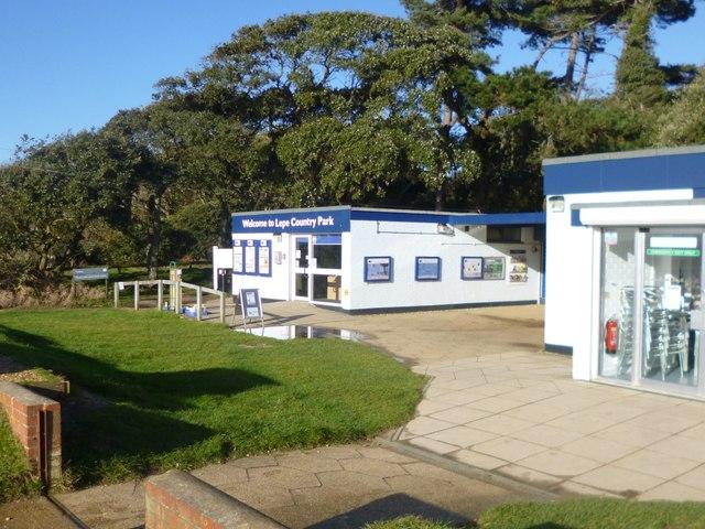 Lepe, information centre