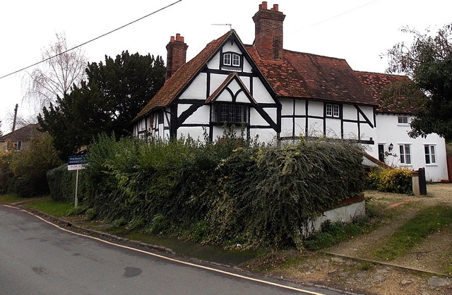 Early 17th century house, Manor Road, Didcot