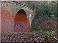 SU8263 : Disused railway bridge by Alan Hunt
