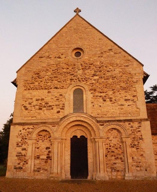 Stewkley - St Michael - West front