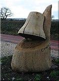 SJ3454 : Ye Olde Crosse Tree by Geoff Evans