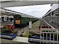 TV6099 : Sussex Coast Express at Eastbourne Railway Station by PAUL FARMER