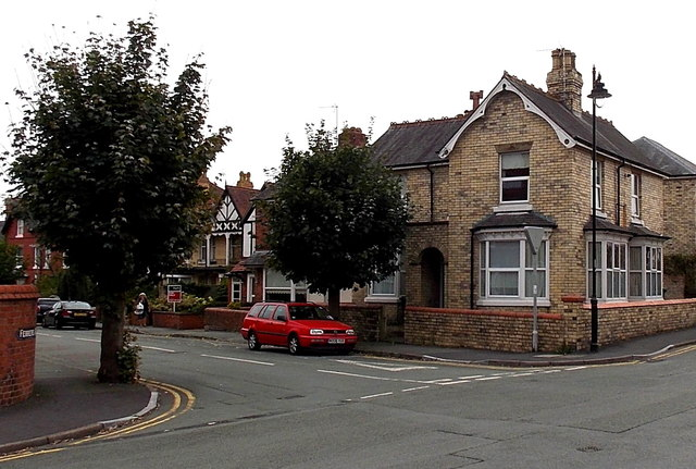 Ferrers Road, Oswestry