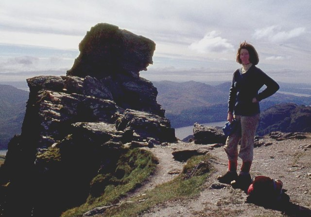 Summit of the Cobbler