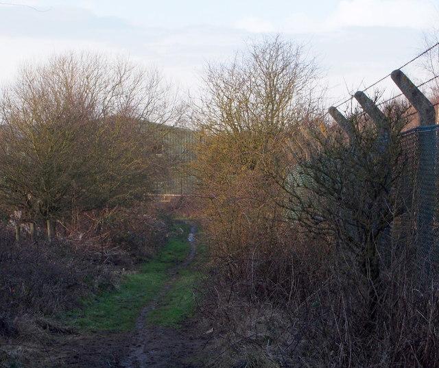 Brailwood Road Vicinity, Bilsthorpe, Notts.