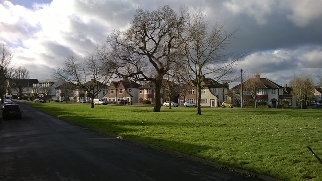 Greenview Avenue, Monks Orchard, Shirley