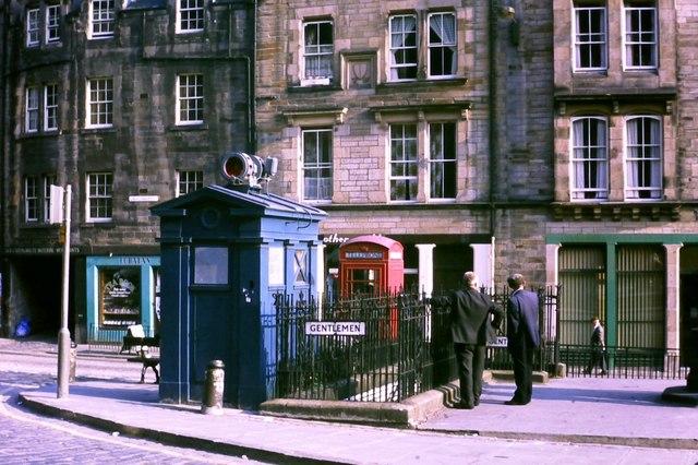 Grassmarket, Edinburgh (1982)