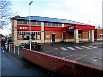 SO5140 : KFC in Hereford by Jaggery