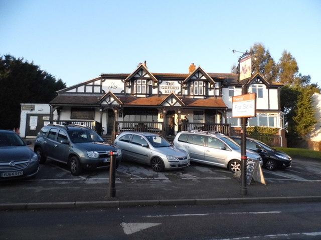 The Oxford Blue pub, Old Windsor