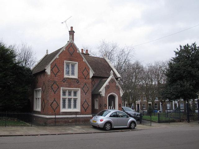 St Marks Lodge, Victoria Park