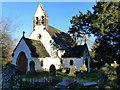 SO3003 : St Illtyd's church, Mamhilad by Ruth Sharville