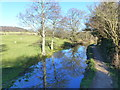 """SO3004 : View from """"Bridge 64"""" on the Monmouthshire and Brecon Canal by Ruth Sharville"""