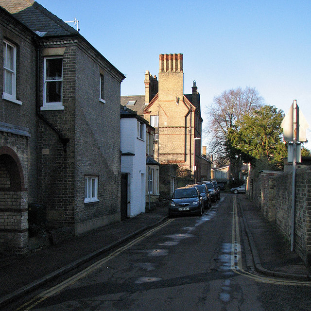 St Eligius Street