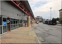 SE1632 : Travel Interchange, Bradford by Derek Harper