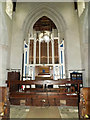 TM2866 : Organ of St.Mary's Church by Adrian Cable