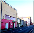 SO0002 : Duke Street side of a former Chinese restaurant and takeaway in Aberdare by Jaggery