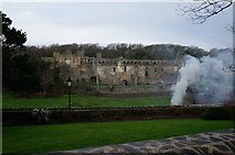 SM7525 : Bishops Palace, St David's, Pembrokeshire by Ian S