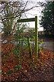 SO8381 : North Worcestershire Path signpost, Blakeshall Lane, Blakeshall, Worcs by P L Chadwick