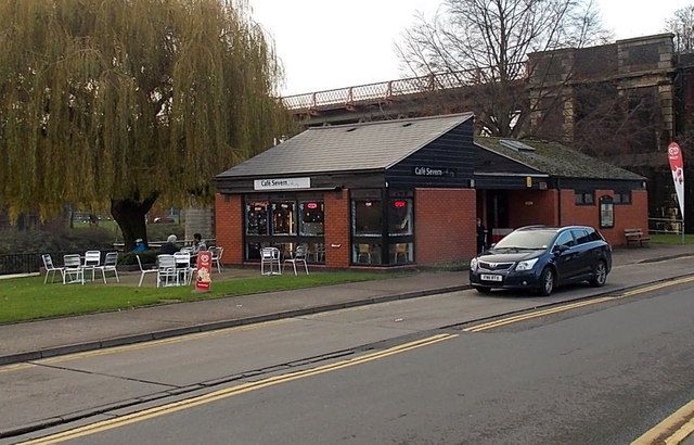 Café Severn on the Quay, Worcester