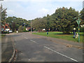 SP1279 : Ashwell Drive off Stanway Road, Shirley by Robin Stott