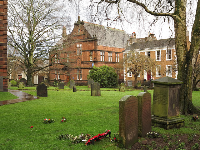 Graveyard of St. Andrew's Church, Penrith