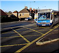 ST3090 : Sundays only Stagecoach bus, Malpas Road, Newport by Jaggery