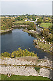 M3810 : East from Dunguaire Castle by Ian Capper