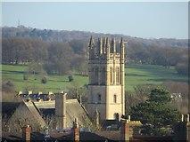 SP5206 : Magdalen College Chapel by Bill Nicholls