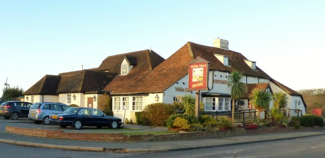 White Hart, Guestling Green