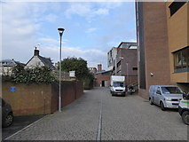 SX9292 : Chapel Street, Exeter by David Smith