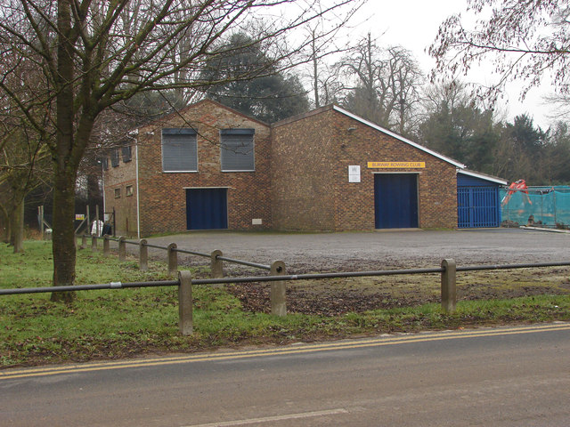 The Burway Rowing Club