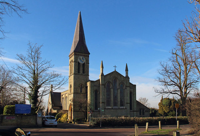Christ Church, Cockfosters