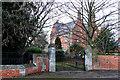 SK5988 : Manor Farmhouse by Alan Murray-Rust