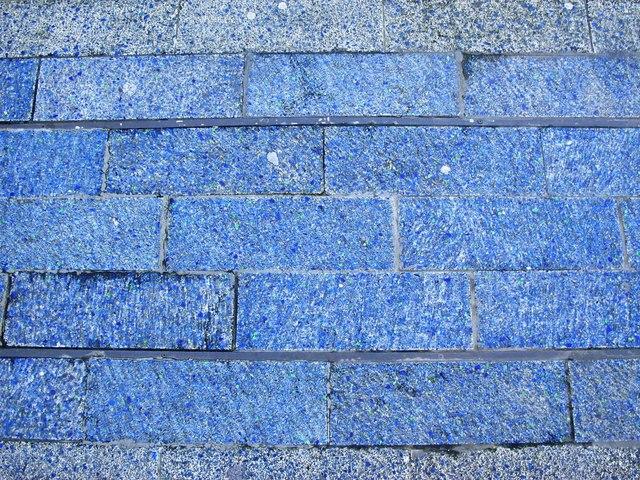 (Part of) Blue Carpet Square