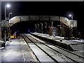 NC5803 : Lairg station by William Starkey