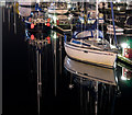 J5081 : Yachts, Bangor Marina by Rossographer